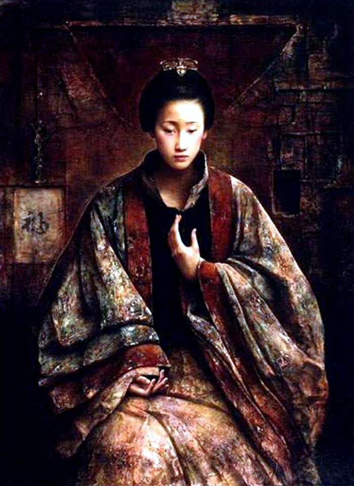 Landscapes of the Soul by Tang Wei Min.