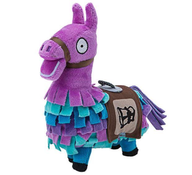 7 Fortnite Llama Loot Plush Only 6 99 Llama Plush Llama