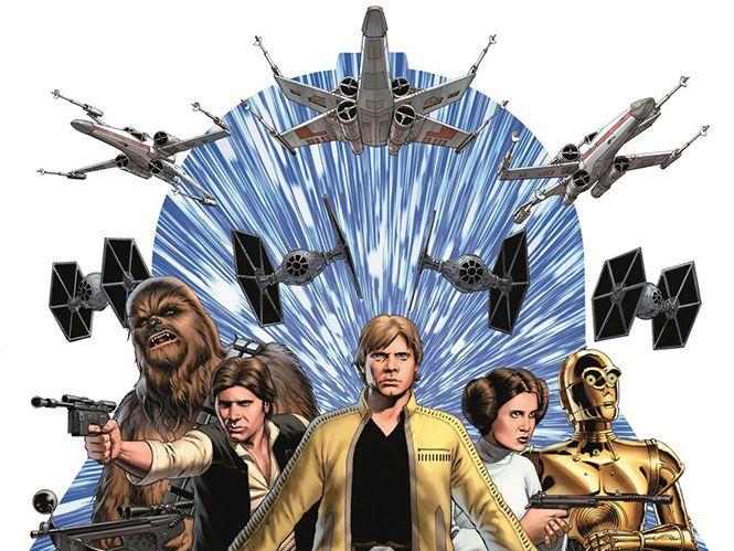 Star Wars #1 Jason Aaron & John Cassaday