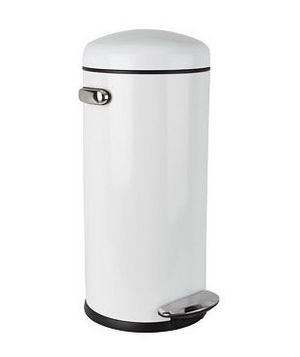 SimpleHuman retro step can  The Best Kitchen Trash Can for Your Home