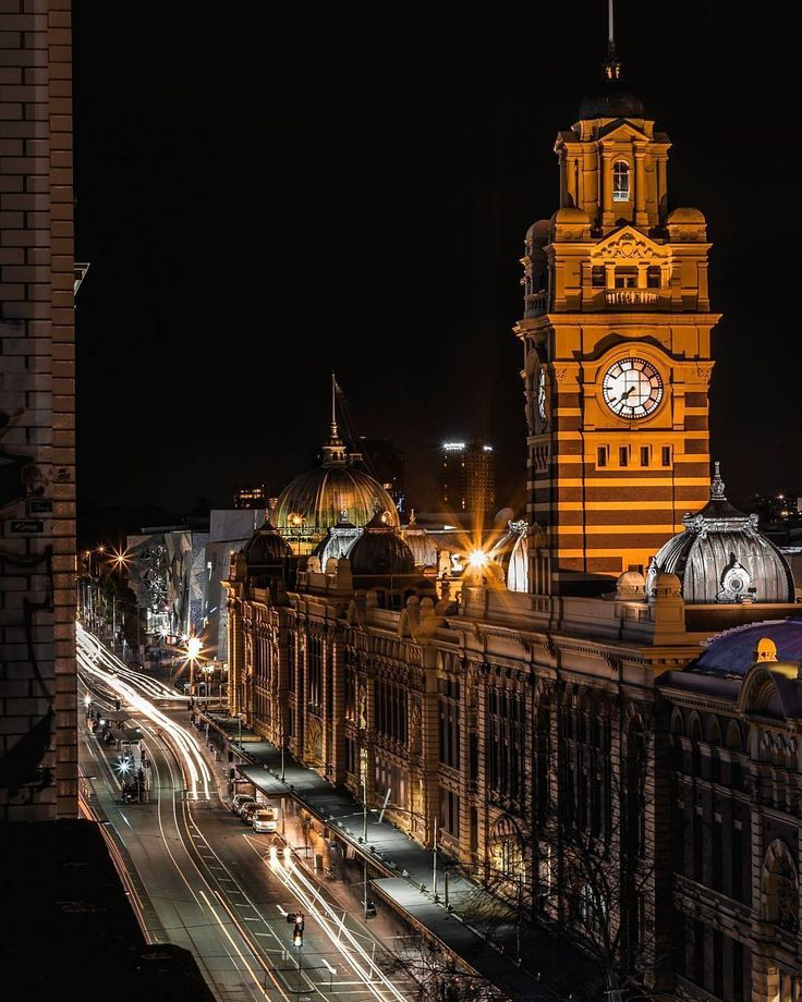 "12.2k Likes, 86 Comments - Melbourne (@visitmelbourne) on Instagram: ""Isn't she lovely Isn't she wonderful Isn't she precious She's our Flinders Street Station.…"""