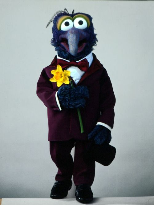 The Great Gonzo-- awww the Muppets <3
