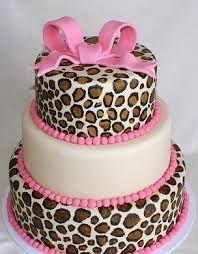 Animal Print Cake Images : bolos decorados com pasta americana - Pesquisa Google ...
