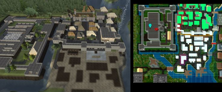 Someone Is Re-Creating Ultima Online's Britannia in Wurm Online