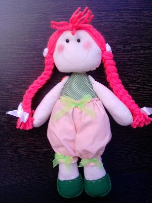 MATRAFONA bonecas de pano