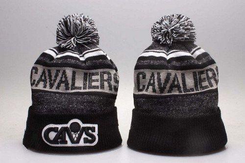 Cleveland Cavaliers Winter Outdoor Sports Warm Knit Beanie Hat Pom Pom