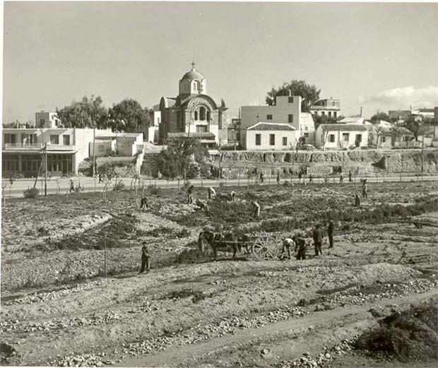 Ηράκλειο 1945. Ανάληψη και Λ.Δημοκρατίας.