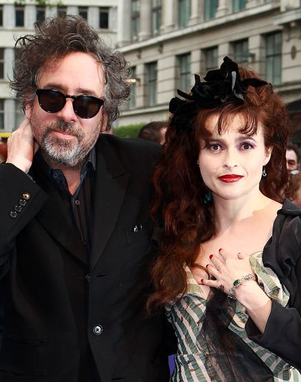 """Tim's Burton's wife, Helena Bonham Carter, diagnosed him with Asperger's syndrome. While she was researching for a film she had a bit of an """"a-ha moment"""" when so many of the symptoms of Asperger's syndrome lined up with the traits that she loves in her husband.  """"We were watching a documentary about autism and he said that's how he felt as a child. Autistic people have application and dedication. He has an amazing sense of humour and imagination. He sees things other people don't see."""""""