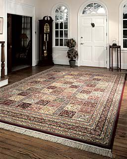 Pretty rug in foyer. | Gorgeous Rugs | Rugs, Home Decor, Decor
