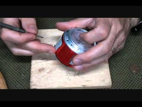 How to Make a Penny Can Stove | Urban Survival Site