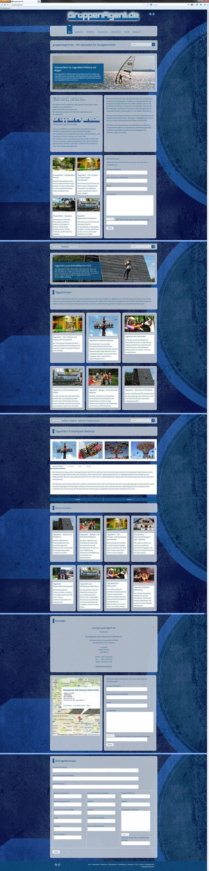 www.GruppenAgent.de - A youth travel agency | Logo, Layout & Design by BlickeDeeler | #cms #wordpress #webdesign #it #web #design #layout #userinterface #website #responsiv #webdesign < pinned by www.BlickeDeeler.de