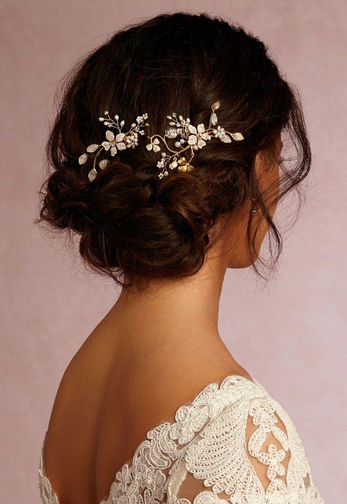 359 best images about brautfrisuren bridal hairstyles. Black Bedroom Furniture Sets. Home Design Ideas