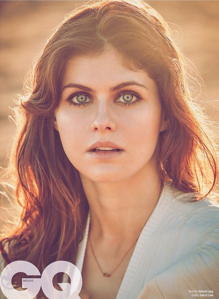 Alexandra Daddario – GQ Mexico, April 2017