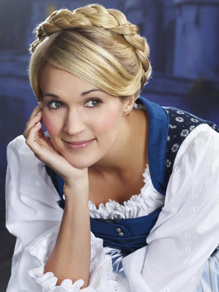 """The Sound of Music Live!"" - Carrie Underwood as Maria"