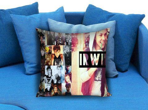 5SOS 5 Seconds of Summer Ashton Irwin Pillow case #pillow #case #pillowcase #custompillow #custom