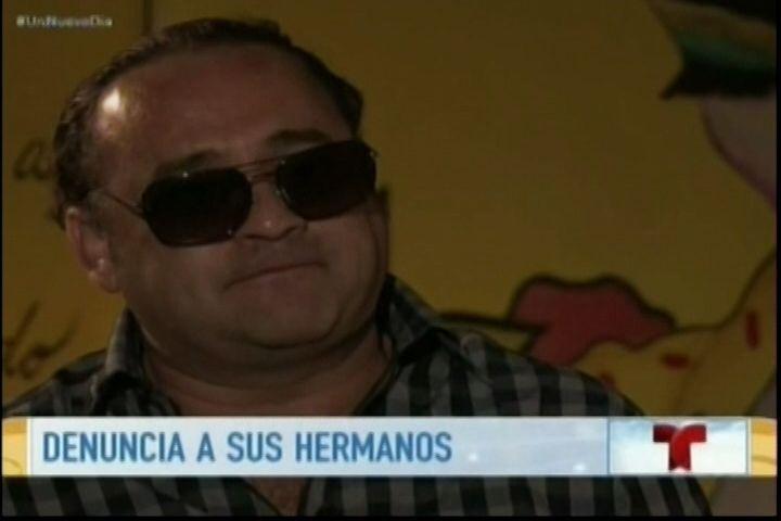 Alberto Aguilera Jr., Hijo adoptivo de Juan Gabriel habla en exclusiva dijo que entabla demanda judicial contra sus hermanos
