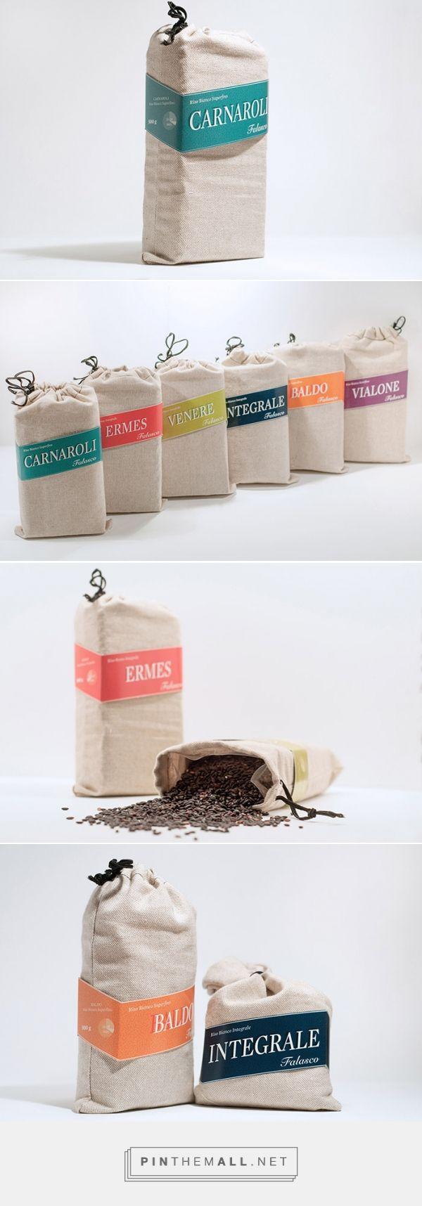 Falasco - Rice Packaging Designed by Giorgio Mastropasqua