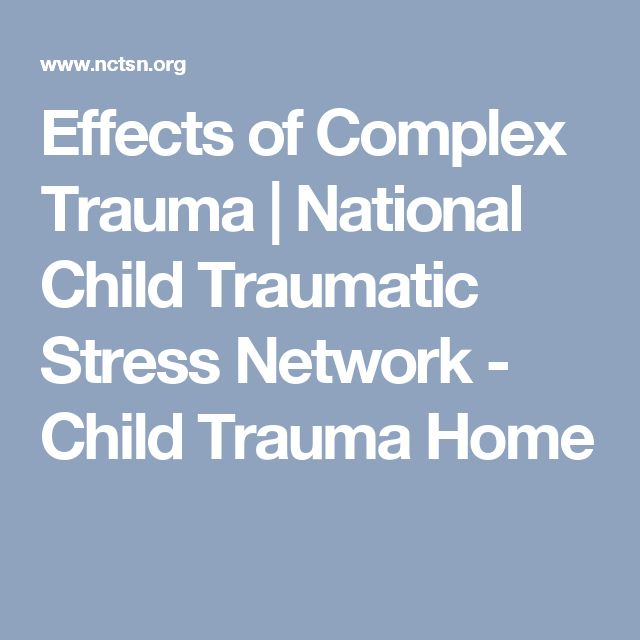 the effects of trauma and mental Psychological trauma dims tens of millions of lives around the world and helps  create costs of at least $42 billion a year in the united states.