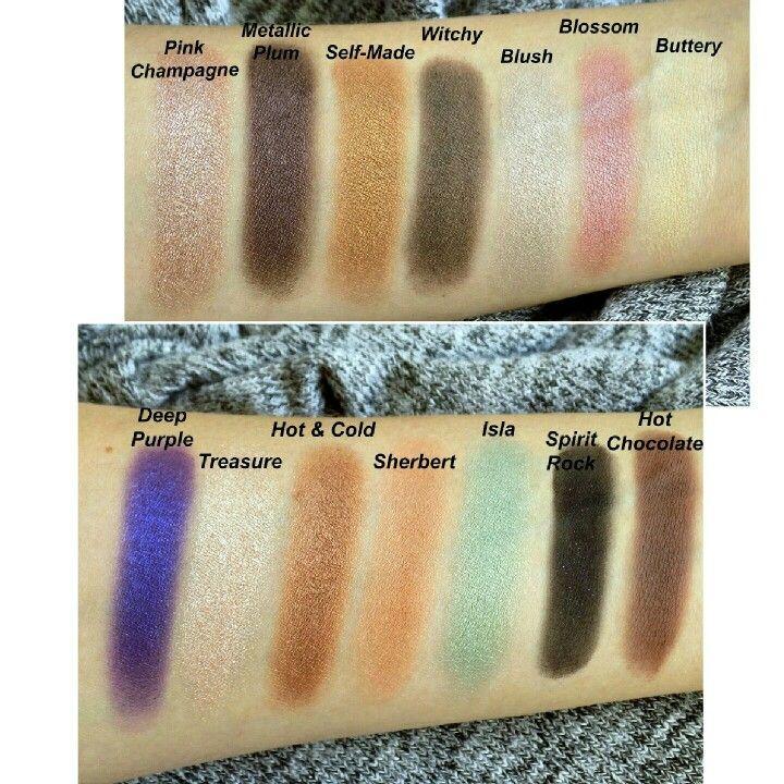 Anastasia Beverly Hills SelfMade palette, so pretty