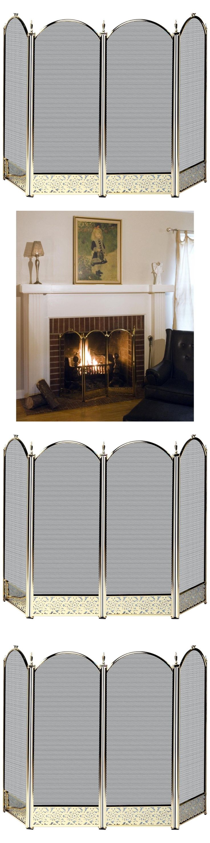threshold fireplace screen choice image home fixtures decoration