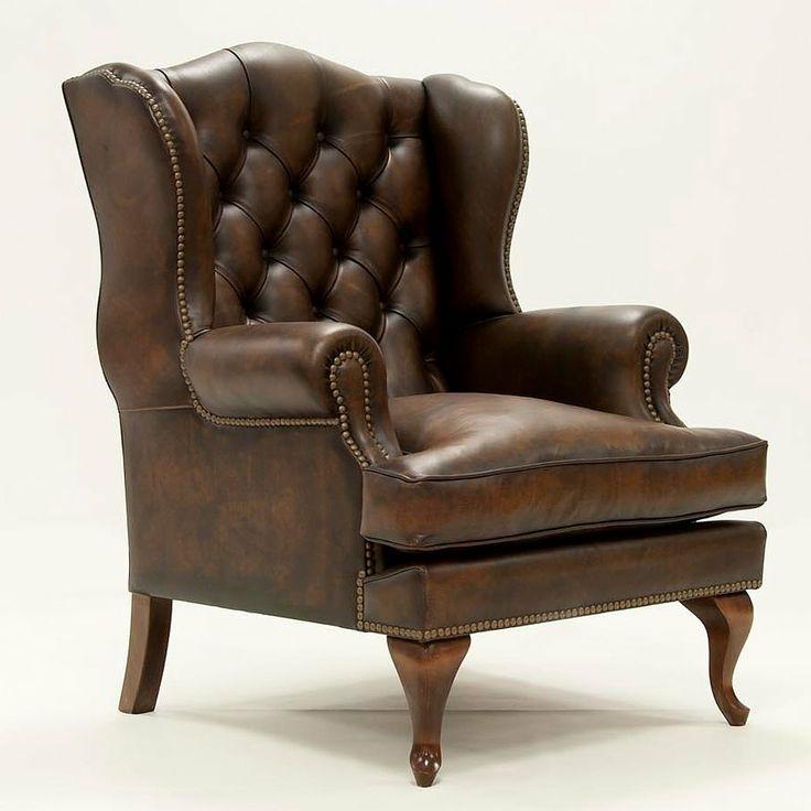 Mejores 12 im genes de sofas y butacas de piel en - Mejores sofas de piel ...