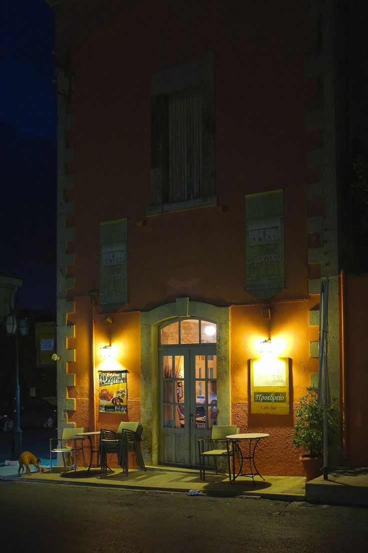 Little Cafe in Archanes, Crete