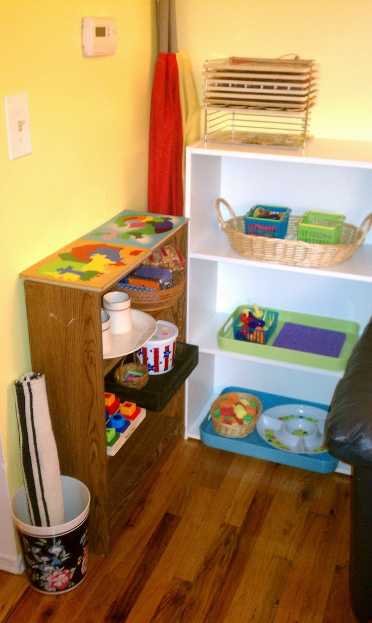 Lesson Plans to Pots and Pans - Montessori Makeover: Home Edition