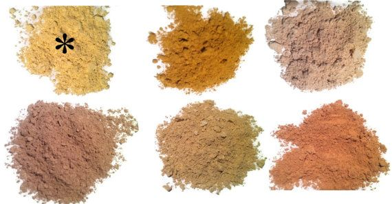 All Natural Mineral Foundation Makeup Full by MommaBNaturals, $14.99