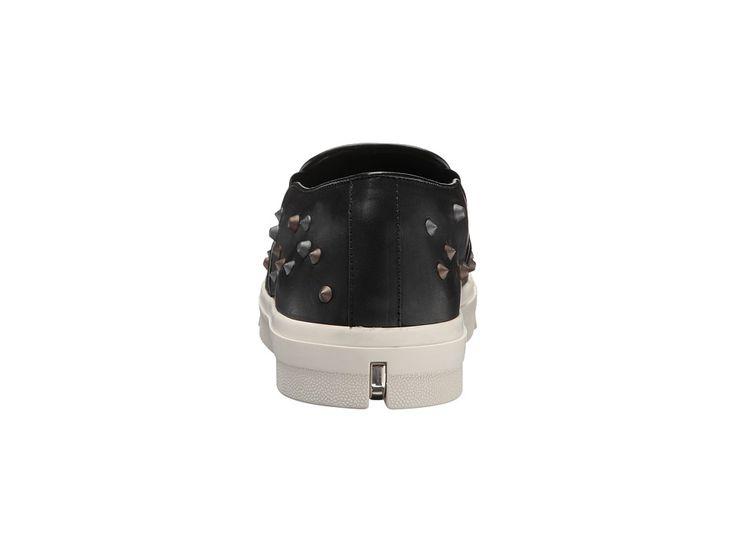 Alexander McQueen Studded Sneaker Men's Shoes Black