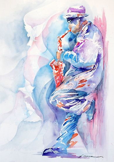 Sax by The Wall by gerardo segismundo