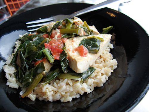 Eating Heart Smart (Recipe: Coconut-Lime Tofu & Rice): Rice Recipes, Coconut Lim, Smart Recipes