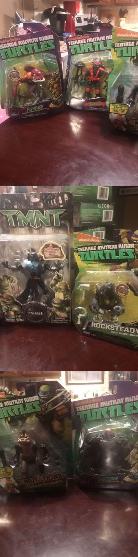 Mixed Lots 49018: 6 Various Teenage Mutant Ninja Turtle Toys -> BUY IT NOW ONLY: $40.99 on eBay!