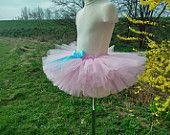 Pink tutu - baby tutu – girl tutu – birthday tutu – party tutu – pageant tutu – tutu skirt – fluffy tutu– teen tutu