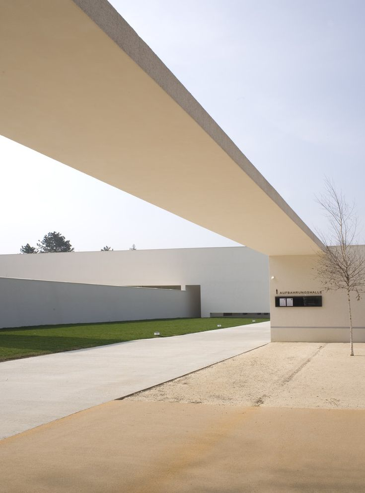 Galería de Cementerio de la ciudad St. Martin / Heidl Architekten - 3