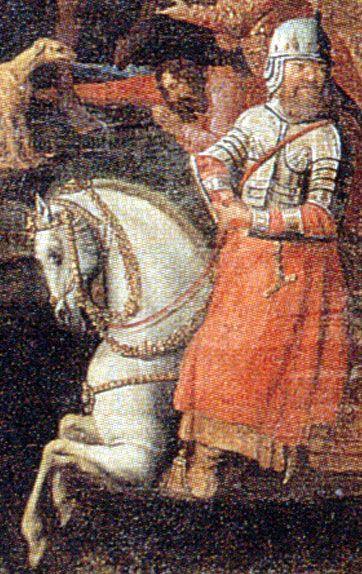 husarz 1660 r.