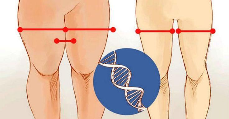 Coxas grossas é o desejo da maioria das mulheres, mas apenas quando se trata de massa muscular.