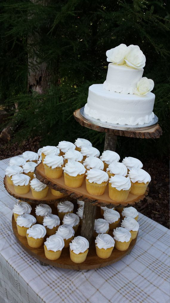 17 Best Ideas About Wedding Cupcake Stands On Pinterest