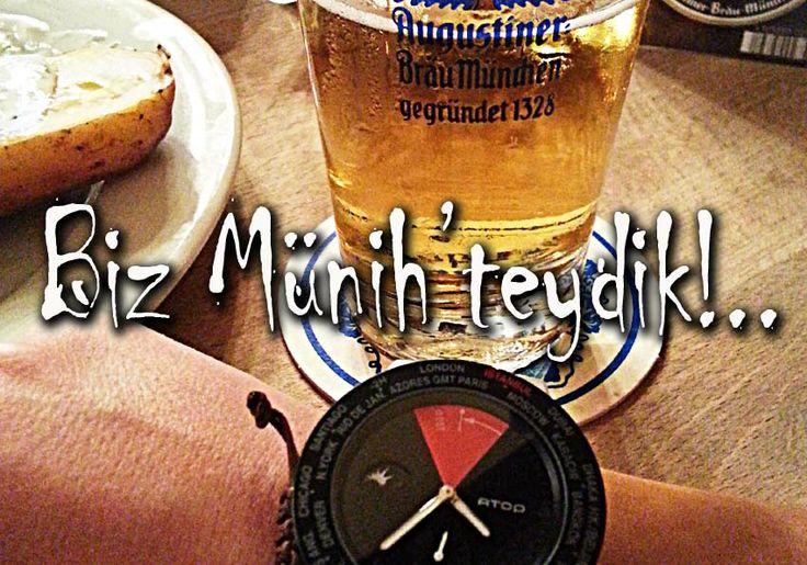GeziciGünlük ve Atop'la Devr-i Alem! Bu seferki rota Münih! http://on.fb.me/1g0CXOl  @Umut Sakallıoğlu günlük  #gezi #seyahat