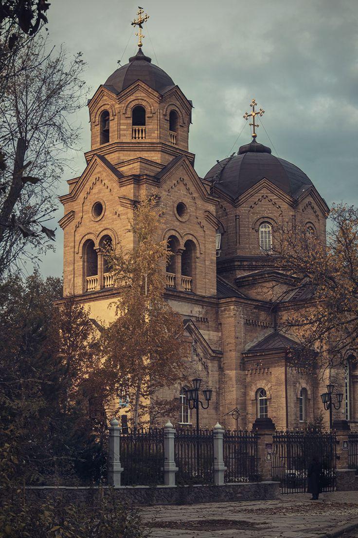 Свято-Ильинский собор, Евпатория