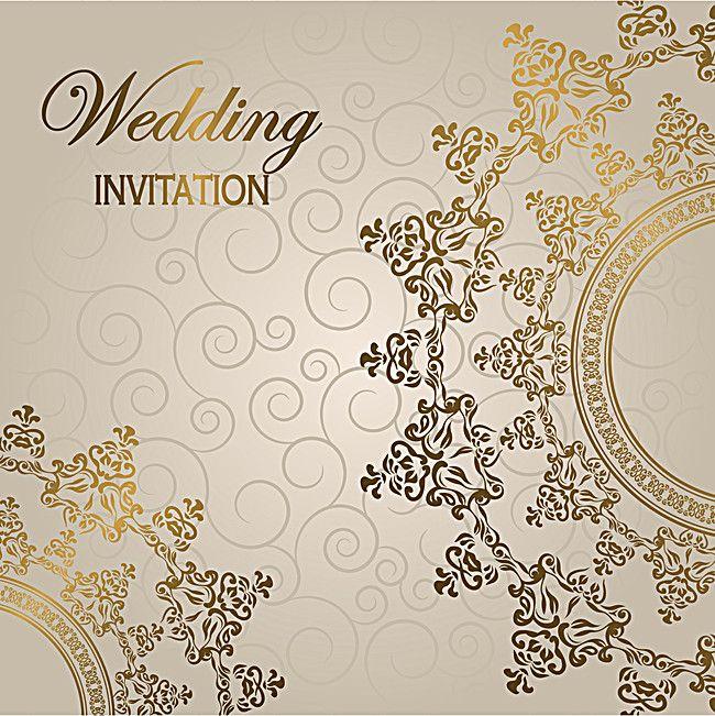 Floral Design Flower Pattern Background Hindu Wedding