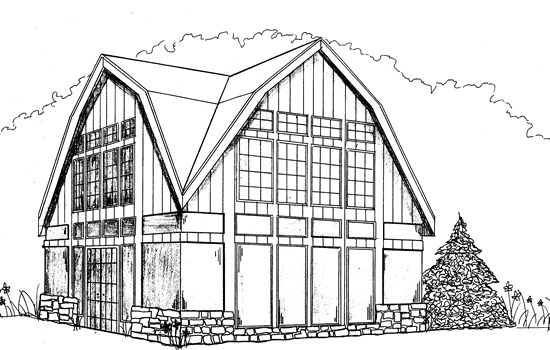 Gambrel Roof House Plans moreover Roof Pitch additionally Split Gambrel House Plans together with Gambrel Roof Truss Plans Plans Diy Free Download Build Your Own Bar Free Plans likewise 12 X 24 Gable Shed Plans. on dutch gambrel roof house plans