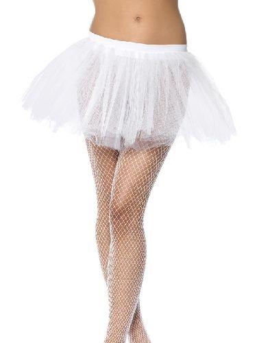 Tutù bianco in tulle. Taglia Unica. Per travestimenti a Carnevale, feste a tema, ballerine o per saggi di danza. Disponibile da C&C Creations Store