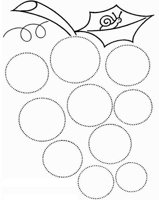 Actividades para niños preescolar, primaria e inicial. Fichas con ejercicios de grafomotricidad para niños de preescolar y primaria. Unir puntos y pintar. Grafomotricidad Unir puntos y pintar. 65