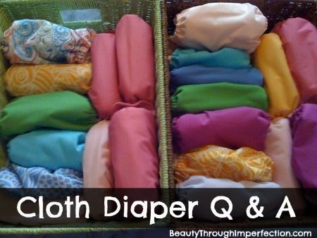 Q and A about cloth diapers - Beauty Through Imperfection