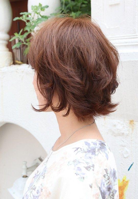 Short Layered Wedge Hairstyles   Hairstyles 2013: Layered Short Bob Hairstyle for Women   Hairstyles ...