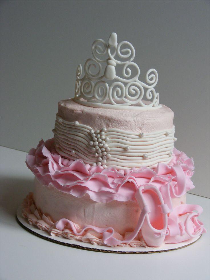 Tutu Princess Cake A Tutu Princess Cake For A 4 Year Old