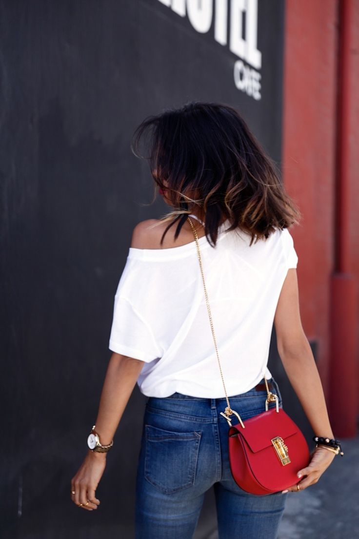 Lipstick Red Bags Bloggers Are Obsessed With