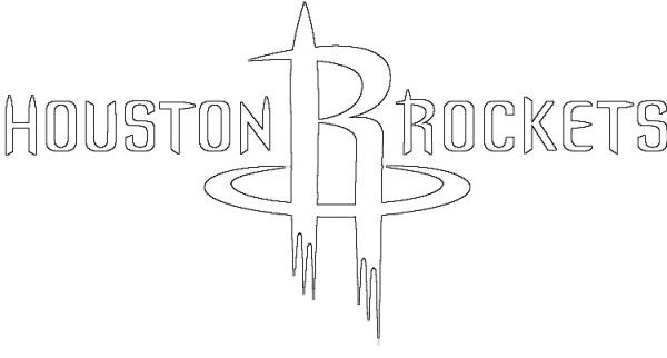 Houston Rockets Logo Houston Rockets Rockets Logo Jazz Colors