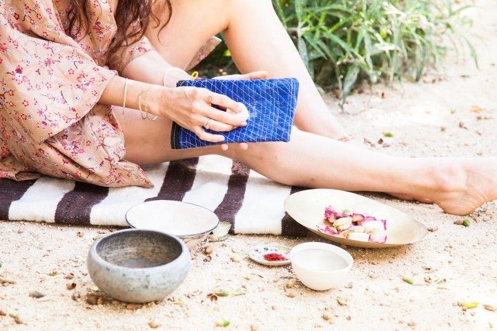 Shiva Rose's Iranian Beauty Secrets