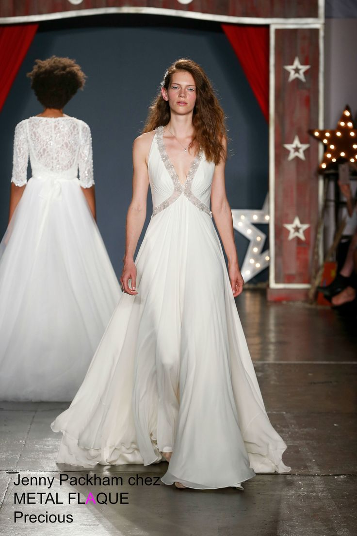 Precious, robe de mariée Jenny Packham à Paris.  #robedemariée #robesdemariée #weddingdress #weddingdresses #JennyPackham